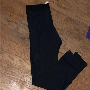 Pants - Black workout leggings